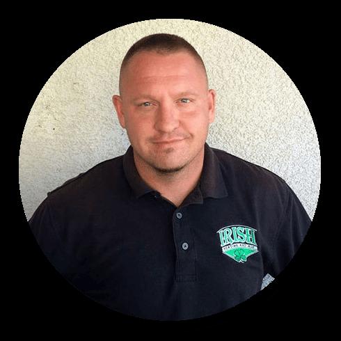 Ryyan Murphy, owner of Irish Heating and Air